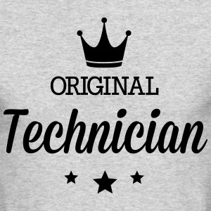 Original technician Long Sleeve Shirts - Men's Long Sleeve T-Shirt by Next Level