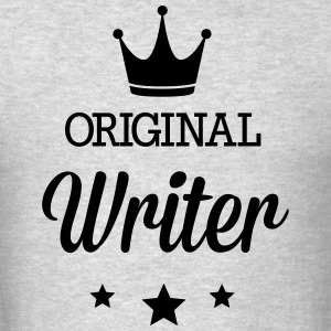 Original writer T-Shirts - Men's T-Shirt
