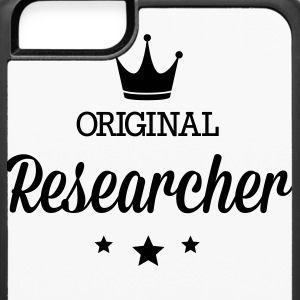 Original researcher Phone & Tablet Cases - iPhone 6/6s Rubber Case