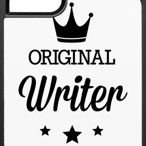 Original writer Phone & Tablet Cases - iPhone 6/6s Rubber Case