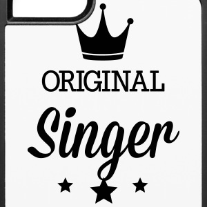 Original singer Phone & Tablet Cases - iPhone 6/6s Rubber Case