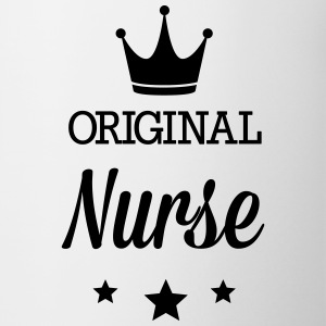 Original nurse Mugs & Drinkware - Coffee/Tea Mug