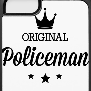 Original policeman Phone & Tablet Cases - iPhone 6/6s Rubber Case