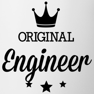 Original engineer Mugs & Drinkware - Coffee/Tea Mug
