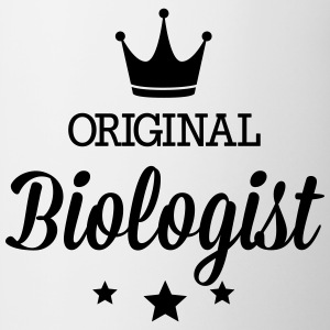 Original biologist Mugs & Drinkware - Contrast Coffee Mug