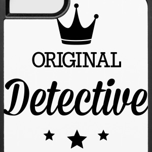 Original detective Phone & Tablet Cases - iPhone 6/6s Rubber Case