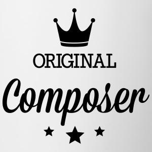 Original composer Mugs & Drinkware - Contrast Coffee Mug