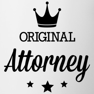 Original attorney Mugs & Drinkware - Coffee/Tea Mug