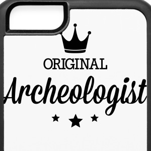 Original archeologist Phone & Tablet Cases - iPhone 6/6s Rubber Case