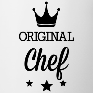 Original chef Mugs & Drinkware - Coffee/Tea Mug