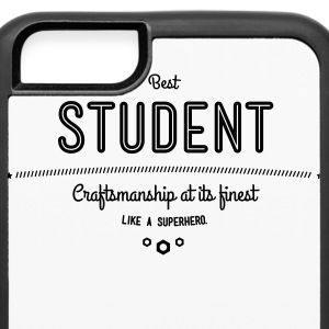 best student - craftsmanship at its finest Phone & Tablet Cases - iPhone 6/6s Rubber Case
