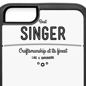 best singer - craftsmanship at its finest Phone & Tablet Cases - iPhone 6/6s Rubber Case