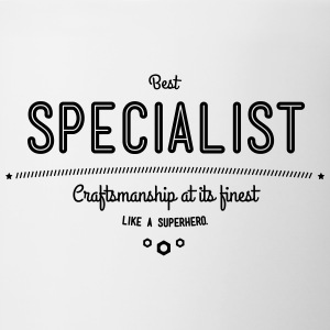 best specialist - craftsmanship at its finest Mugs & Drinkware - Contrast Coffee Mug