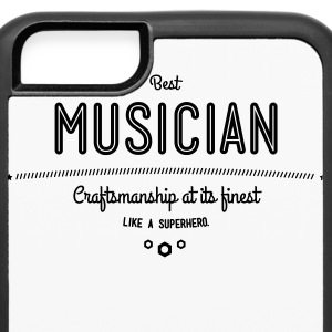 best musician - craftsmanship at its finest Phone & Tablet Cases - iPhone 6/6s Rubber Case