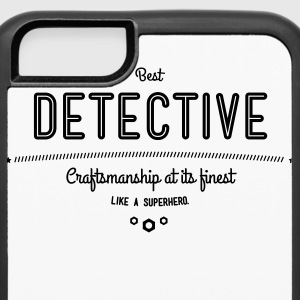 best detective - craftsmanship at its finest Phone & Tablet Cases - iPhone 6/6s Rubber Case