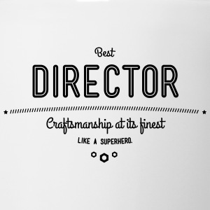 best director - craftsmanship at its finest Mugs & Drinkware - Coffee/Tea Mug