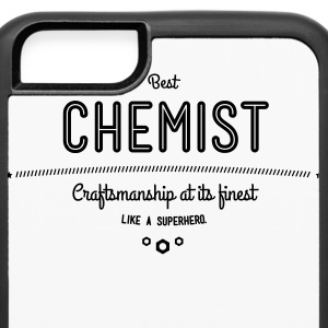 best chemist - craftsmanship at its finest Phone & Tablet Cases - iPhone 6/6s Rubber Case