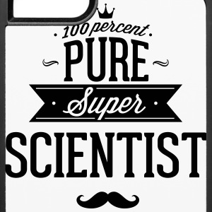 100 percent pure super scientist Phone & Tablet Cases - iPhone 6/6s Rubber Case