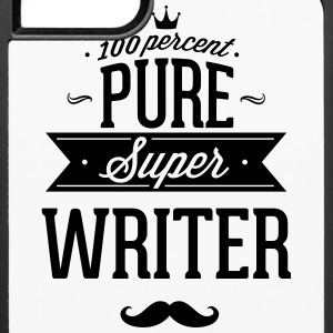 100 percent pure super writer Phone & Tablet Cases - iPhone 6/6s Rubber Case