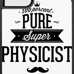 100 percent pure super physicist Phone & Tablet Cases - iPhone 6/6s Rubber Case