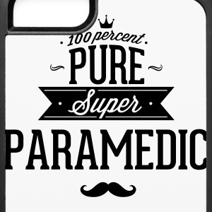 100 percent pure super paramedic Phone & Tablet Cases - iPhone 6/6s Rubber Case