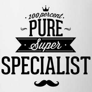 100 percent pure super specialist Mugs & Drinkware - Contrast Coffee Mug