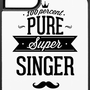 100 percent pure super singer Phone & Tablet Cases - iPhone 6/6s Rubber Case