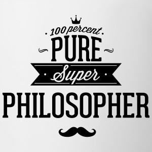 100 percent pure super philosopher Mugs & Drinkware - Coffee/Tea Mug