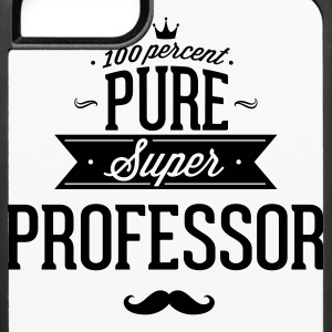 100 percent pure super professor Phone & Tablet Cases - iPhone 6/6s Rubber Case