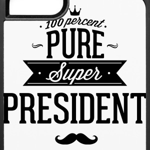 100 percent pure super president Phone & Tablet Cases - iPhone 6/6s Rubber Case
