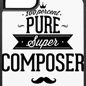 100 percent pure super composer Phone & Tablet Cases - iPhone 6/6s Rubber Case