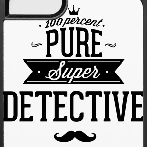 100 percent pure super detective Phone & Tablet Cases - iPhone 6/6s Rubber Case