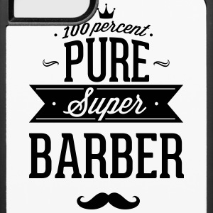 100 percent pure super barber Phone & Tablet Cases - iPhone 6/6s Rubber Case