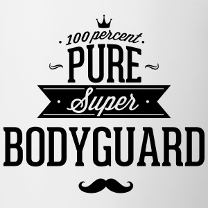 100 percent pure super bodyguard Mugs & Drinkware - Contrast Coffee Mug