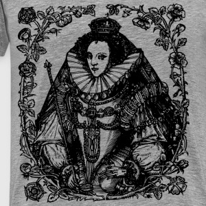 Queen Elizabeth I - Men's Premium T-Shirt