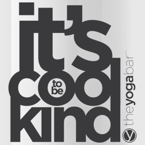 It's Cool to be Kind Sportswear - Water Bottle