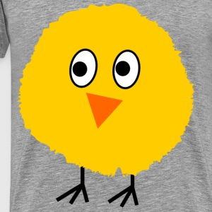 Fluffy chick 1 - Men's Premium T-Shirt