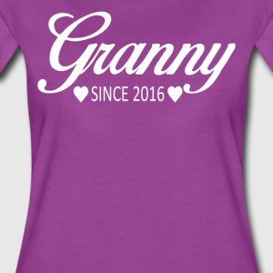 Granny Since 2016 - Women's Premium T-Shirt