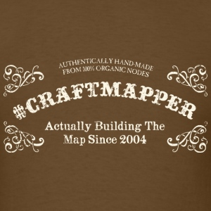 Original Craftmapper T-Shirt - Men's T-Shirt