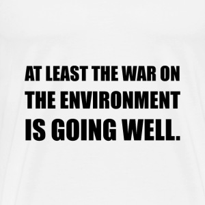 War On Environment - Men's Premium T-Shirt