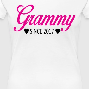 Grammy Since 2016 - Women's Premium T-Shirt