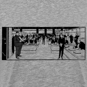 Old Style Business - Men's Premium T-Shirt
