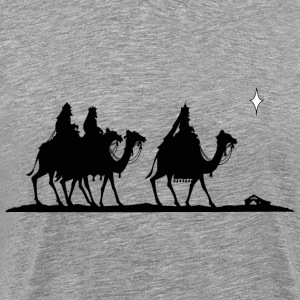 Three Wise Men - Men's Premium T-Shirt