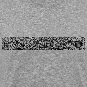 Decorative divider 89 - Men's Premium T-Shirt