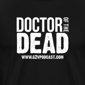 Doctor of the Dead Logo T-Shirt - Men's Premium T-Shirt