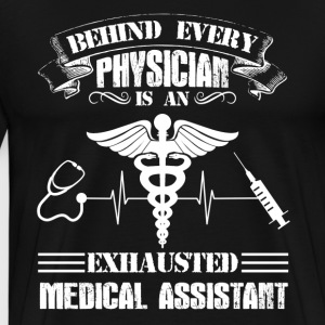 Medical Assistant Tshirt - Men's Premium T-Shirt