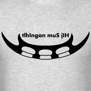 i hate klingon language T-Shirts - Men's T-Shirt