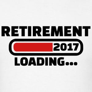 Retirement 2017 T-Shirts - Men's T-Shirt