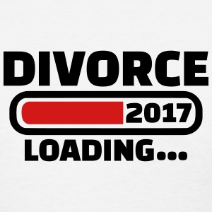 Divorce 2017 T-Shirts - Women's T-Shirt