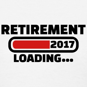 Retirement 2017 T-Shirts - Women's T-Shirt